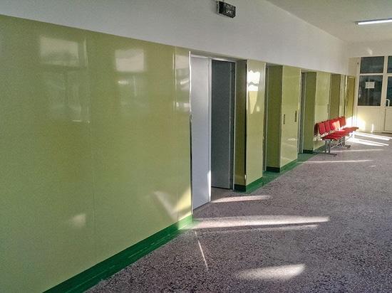 NUOVO: PVC che wallcovering da PALRAM