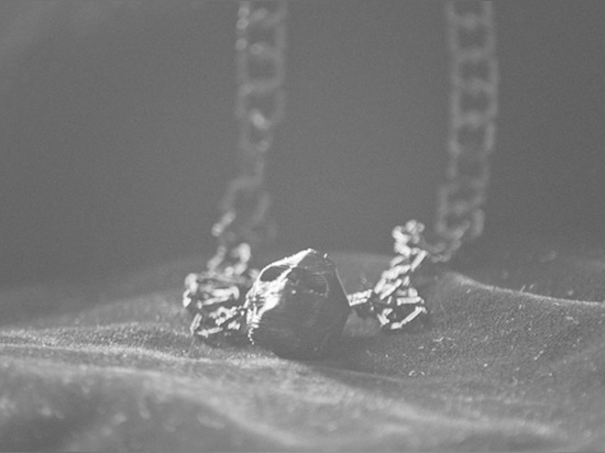 gioielli stampati 3-D dal ão di Andrei Speridi. Foto dal progettista.