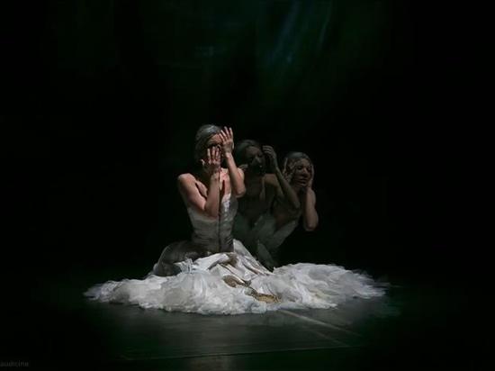 Progetto di Roma dei Di di Balletto