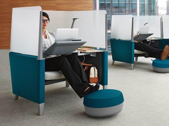 L'ufficio ibrido: Più dello spazio aperto