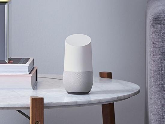 «Casa di Google: un altoparlante infine da intraprendere l'eco di Amazon» via The Verge.