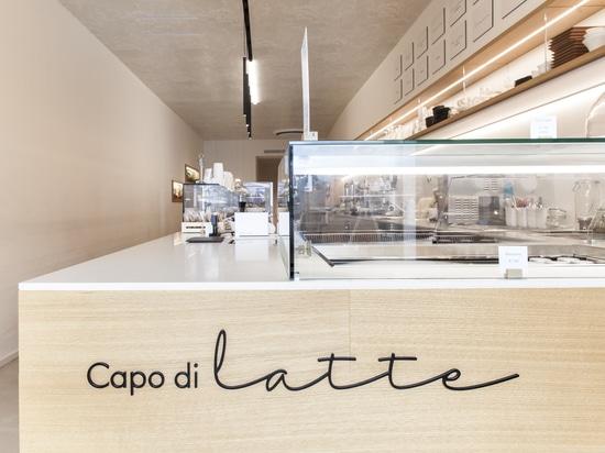 La prima gelateria a firma Lapitec®