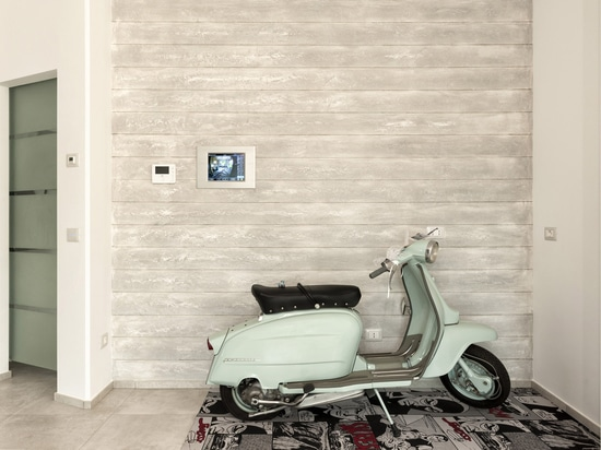 La domotica AVE in un touch: modernità hi-tech per un'elegante villa nel chietino