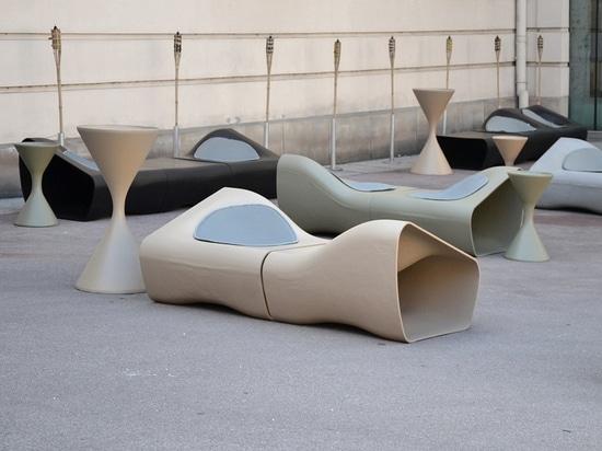 Duna. Cortesia del progettista austriaco Rainer Mutsch.