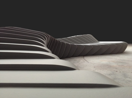 Cliffy dal progettista austriaco Rainer Mutsch.