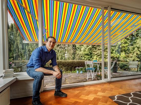 Dan Schmitz, socio gerente di Schmitz-Werke Gmbh + Co. chilogrammo e creatore del concetto di Liberta