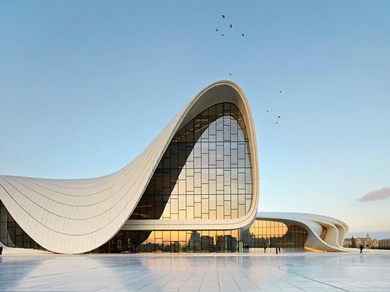 Heydar Aliyev Center, Bacu