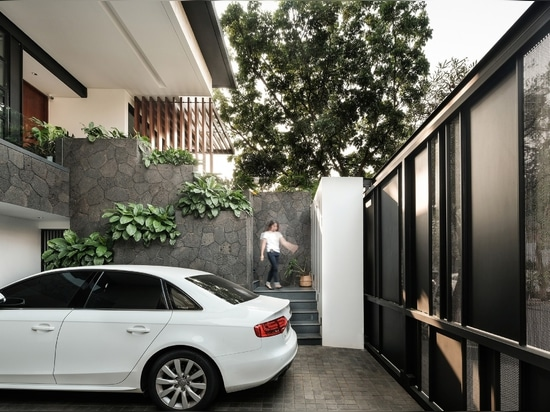 Camera di DL | Architetti di DP+HS