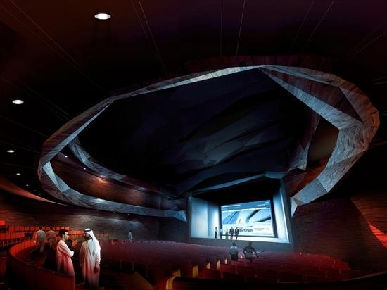Re Abdulaziz Centre per la cultura del mondo | Snøhetta
