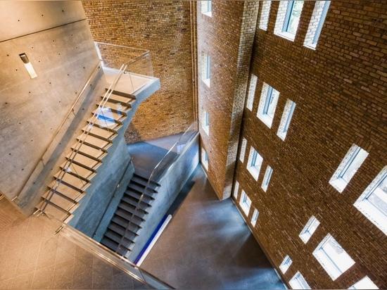 """""""wrightwood ando-progettato tadao 659"""" spazio di arte messo per aprirsi in Chicago"""