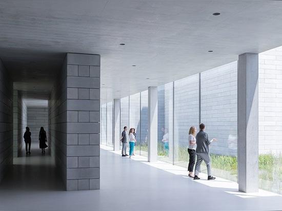 il museo di glenstone vede in anteprima il suo thomas phifer-ha progettato l'espansione