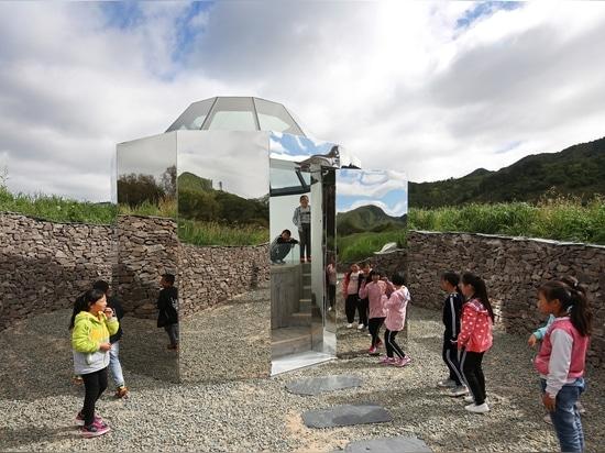 Centro/HDD di Mulan Weichang Vistor