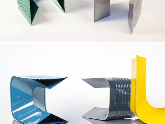 "Tin Cans Were The Inspiration dietro i panchetti ""PaperThin"" da più ll'atelier"