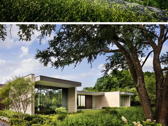 Preston Hollow Residence da Bodron+Fruit