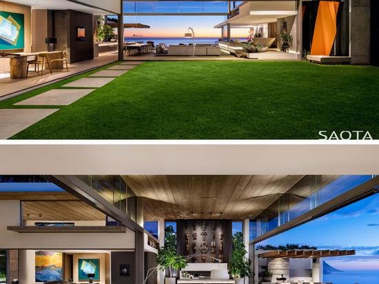 SAOTA hanno progettato una nuova casa che trascura l'Oceano Atlantico