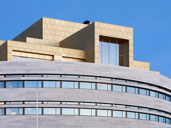 Kiruna City Hall - il cristallo