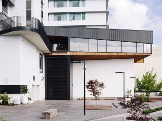 L'architettura della Nuova Zelanda assegna 2018 vincitori annunciati