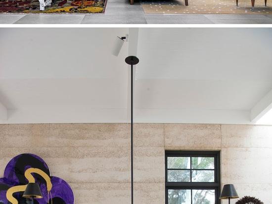 La Camera del villaggio da Luigi Rosselli Architects