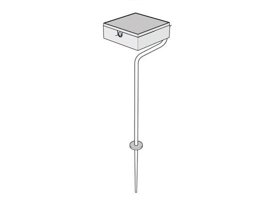 T solare della lampada