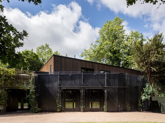 Teatro/Reed Watts Architects dell'aria aperta di Regent's Park