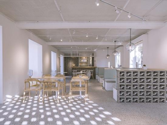 Progettazione Mica-Antivari/3andwich/lui Wei Studio