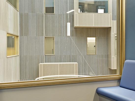 Ospedale/C.F. Møller Architects di Haraldsplass