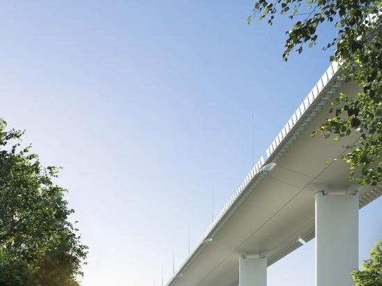 Renzo Piano rivela la progettazione per il disastro seguente del nuovo ponte di Genova