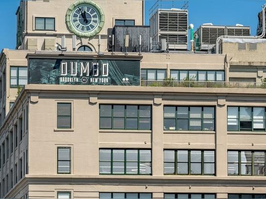 il gruppo dei ingels del bjarke rivela le sue sedi di New York in DUMBO