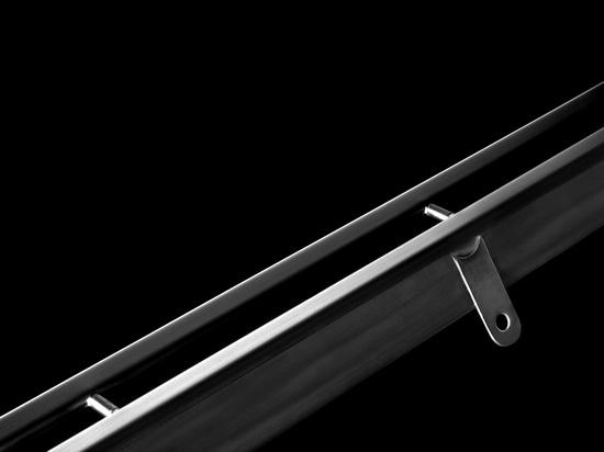 Canale a fessura in acciao inox Inoxsystem® - LINEA 1060