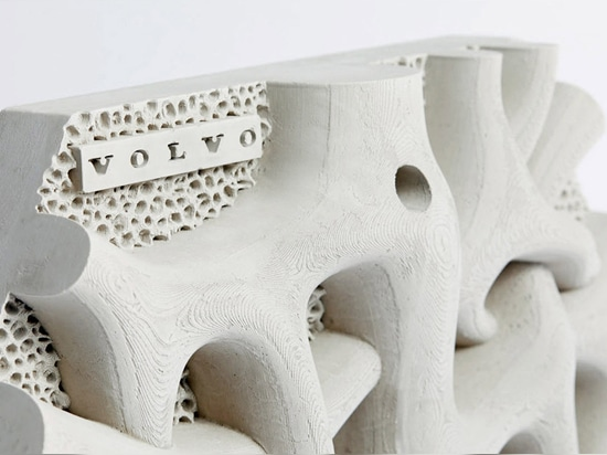Volvo crea l'argine vivente per combattere l'inquinamento e promuovere la biodiversità