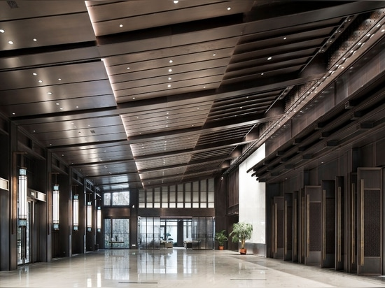 UAD - Corridoio multiuso dell'hotel di Shaoxing