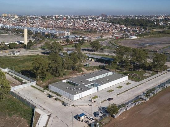 Raduno di economia e di modularità nel centro di sviluppo infantile di Buenos Aires