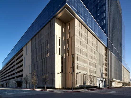 Rivestimento Liberty Mutual Insurance della facciata