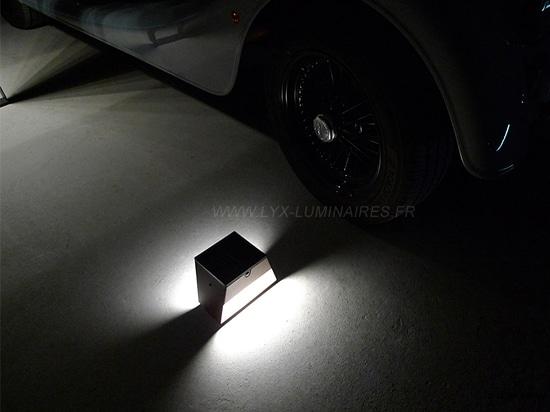 luce solare BTS 125 di via