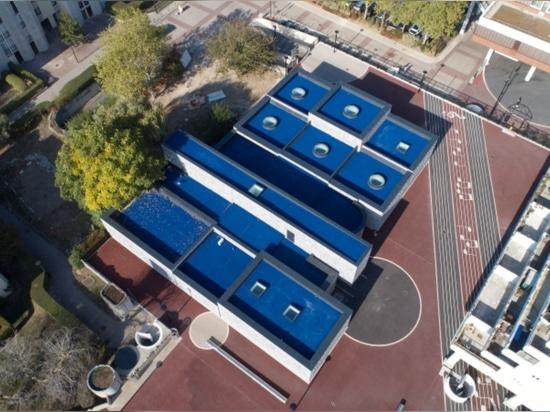 Scuola di musica Elancourt di OPUS 5 Architetti
