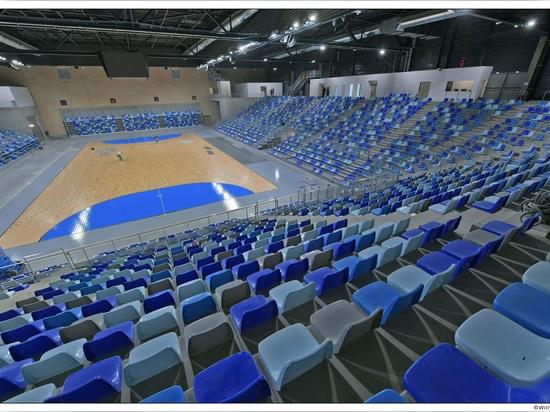 Glaz Arena CR4 posti a sedere