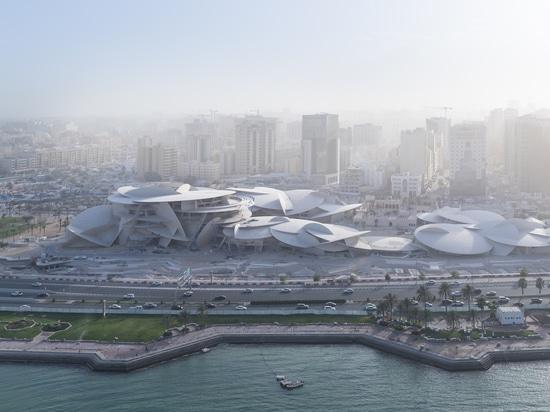 Museo Nazionale del Qatar / Atelier Jean Nouvel