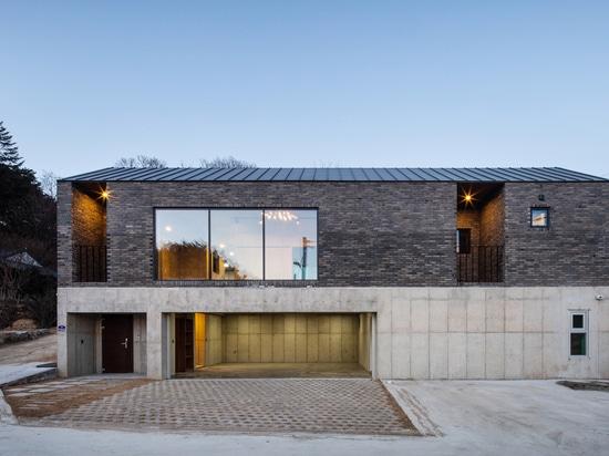 Galleria Prugna e Lago / Architetti H2L
