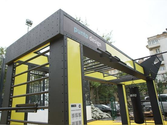 Complesso sportivo Punto fit in CAO (stazione metropolitana Kurskaya, st. Zemlyanoi Val, 32), Mosca