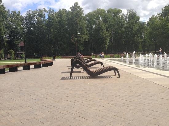 Parco in Kazan