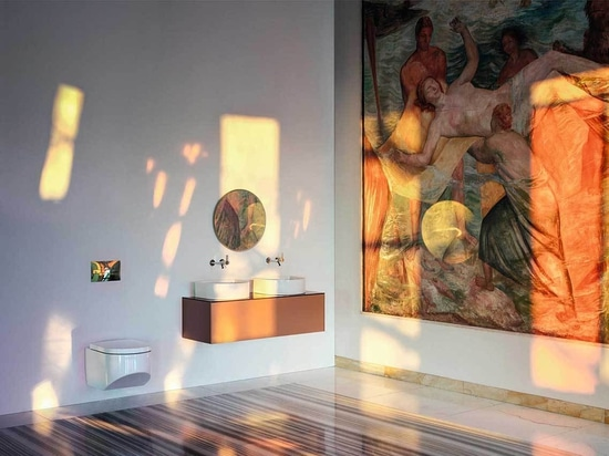 Sonar di LAUFEN: spingere i confini del design per il bagno