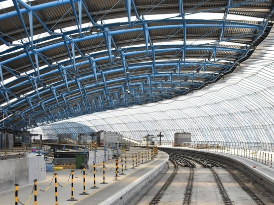 Stazione ferroviaria internazionale di Waterloo, Londra, Regno Unito
