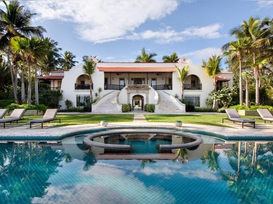 Champalimaud rivitalizza la villa Su Casa devastata dall'uragano a Puerto Rico