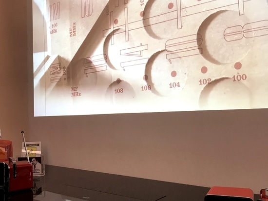Inaugurazione del nuovo Showroom Brionvega!