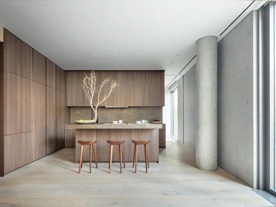tadao ando completa 152 elizabeth, un edificio residenziale di lusso a New York