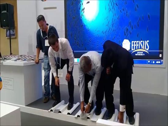 Membrana di Effisus Easyrepair a grandi 5 Dubai 2016 dai video di VirtualExpo su Vimeo.