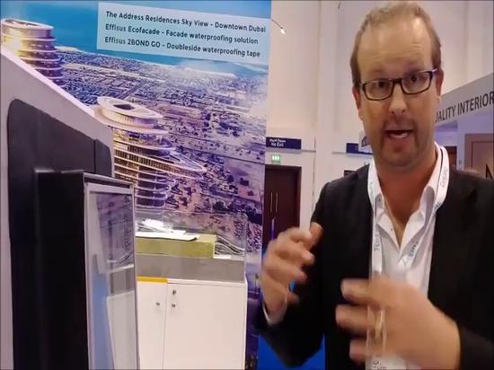 Membrana di Effisus Easyrepair a grandi 5 Dubai 2016 [cont.] dai video di VirtualExpo su Vimeo.