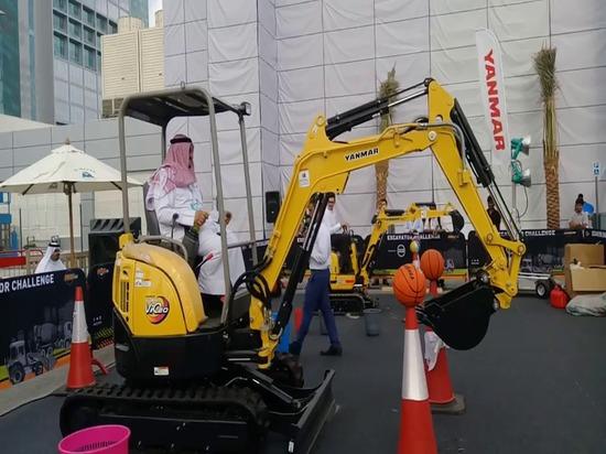L'escavatore Challenge dai video di VirtualExpo su Vimeo.