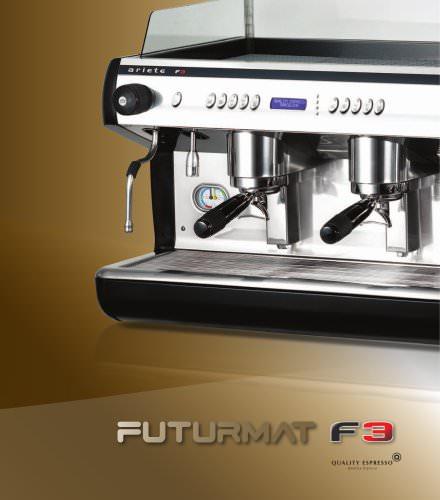 Macchina da Caffè Futurmat F3