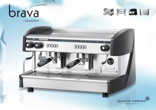Macchina da caffè Visacrem Brava